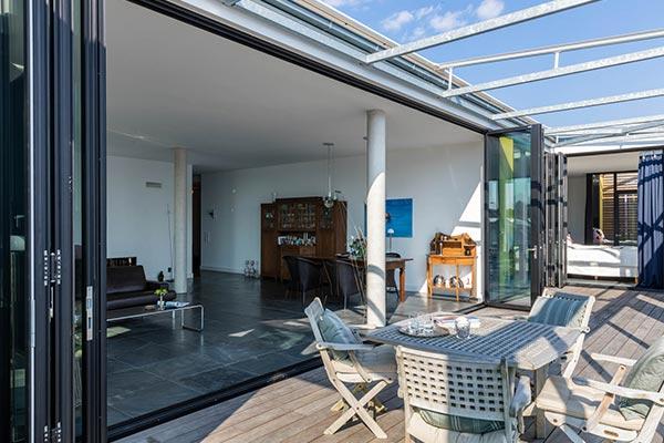 Cerramientos de cristal el cortijo de martin - Cristaleras para terrazas ...