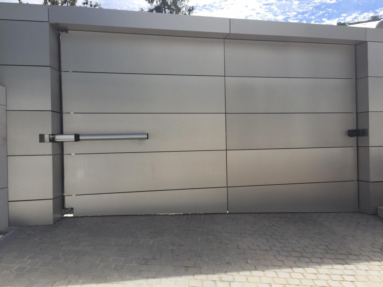 automatismo de puertas